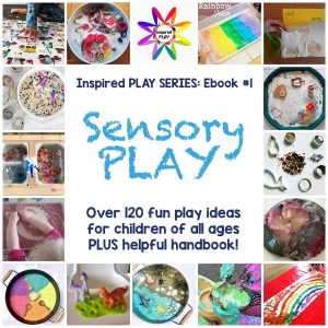 120+ fun and unique sensory play ideas for children of all ages