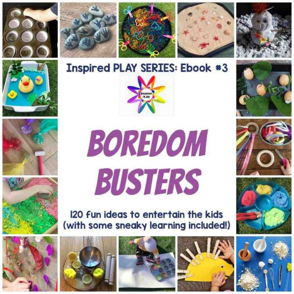 Fun ideas to entertain the kids that involve learning activities