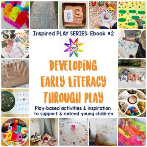 Developing Early Literacy through play based learning